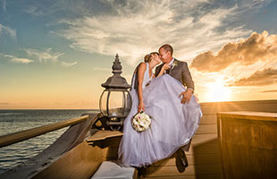 book st. lucia weddings